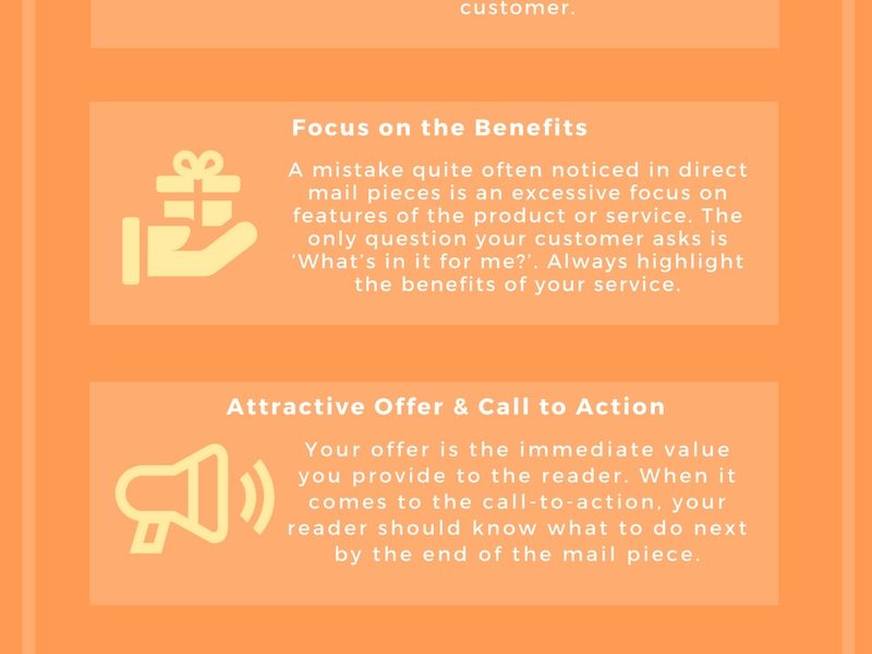 5 Point Checklist to an Effective Direct Mail Piece