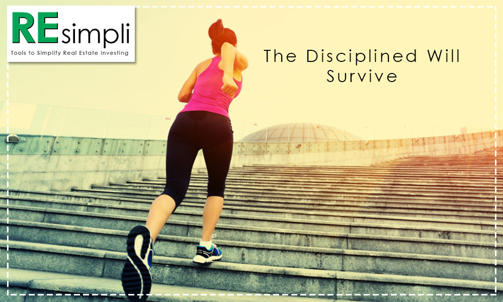 The Disciplined Will Survive by Austin Hendrickson