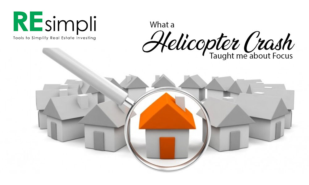What a Helicopter Crash Taught me about Focus